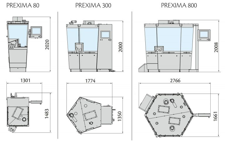 PREXIMA Layout