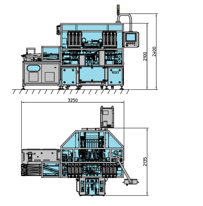 AD8 Series Layout