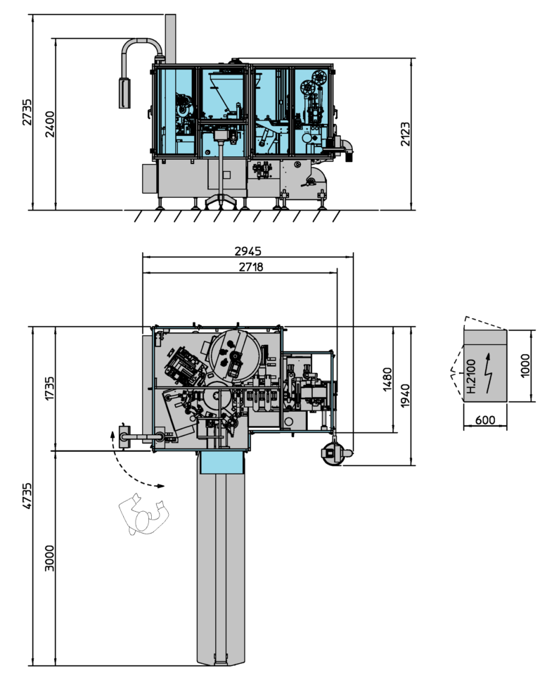 FF100 Series Layout