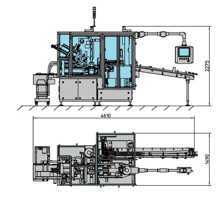 FR90V Layout