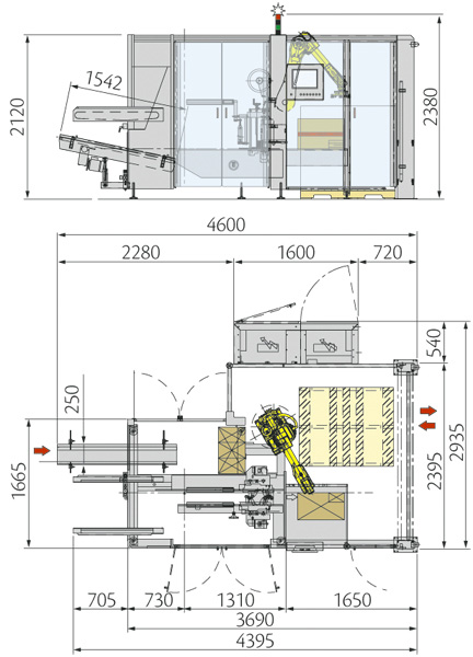 CP18 + Miniflex Layout