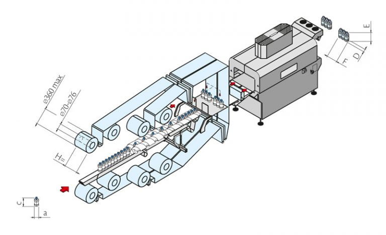 MS280 Series Layout