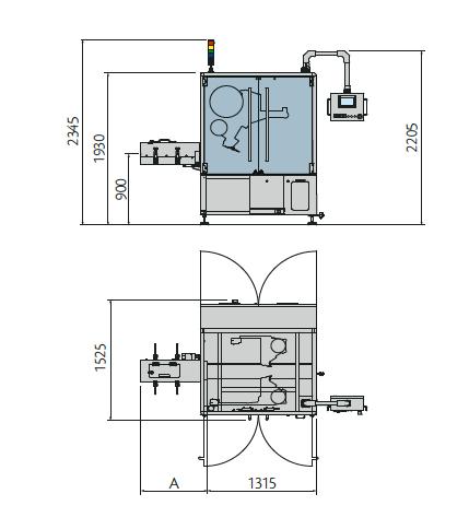 SENSITIVE AP400 C Layout