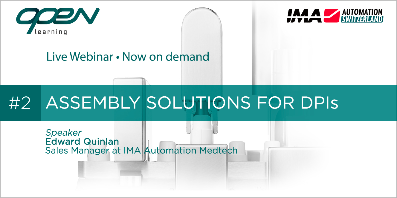 Assembly Solutions for DPIs