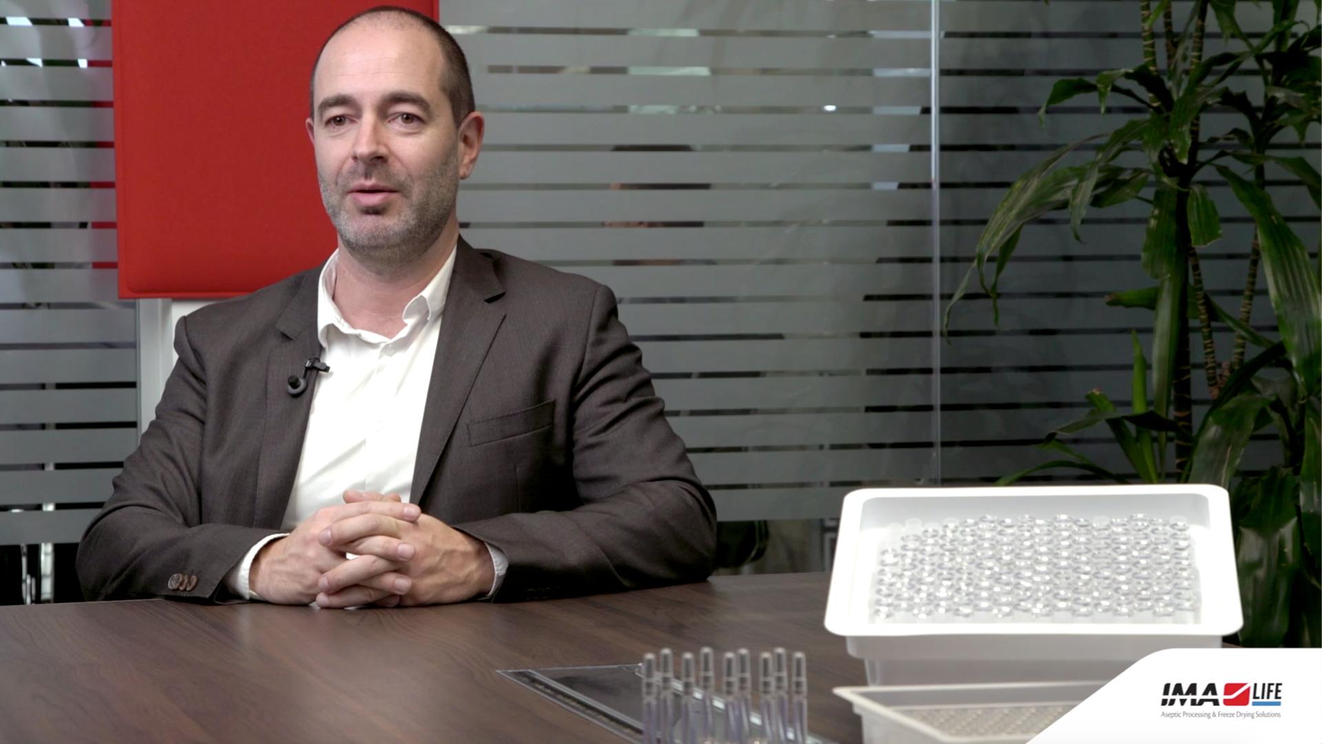 Watch the video interview with Alberto Penati