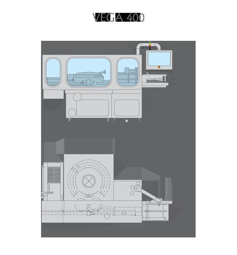 VEGA 400 Layout
