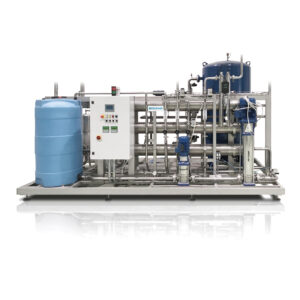 WATER TREATMENT AND LOTION PREPARATION SOLUTIONS